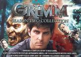 GRIMM SEASON 2 TRADING CARD BOX SET
