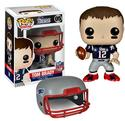 POP! NFL NEW ENGLAND PATRIOTS TOM BRADY