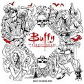 BUFFY ADULT COLORING BOOK (DARK HORSE)