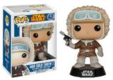 GAMESTOP EXCLUSIVE HOTH HAN SOLO STAR WARS POP! VINYL FIGURE