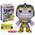 POP! VINYL ENTERTAINMENT EARTH EXCLUSIVE GLOW THANOS (OVER-SIZED)