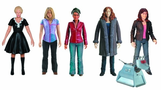 DOCTOR WHO COMPANIONS COLLECTOR BOXED SET
