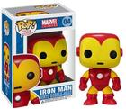 MARVEL UNIVERSE POP! VINYL IRON MAN FIGURE