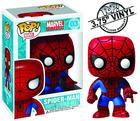 MARVEL UNIVERSE POP! VINYL SPIDER-MAN FIGURE