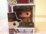 POP! VINYL NIGHTMARE ON ELM STREET GLOW CHASE FREDDY KRUGER FIGURE