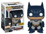 POP! VINYL ARKHAM ASYLUM HOT TOPIC EXCLUSIVE BATMAN (BLUE/GREY COSTUME)