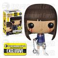 KILL BILL GOGO YUBARI EXCLUSIVE BLOODY POP! VINYL FIGURE