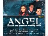 ANGEL SEASON ONE SEALED TRADING CARD BOX (INKWORKS)