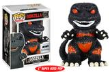 FUNKO POP! GTS EXCLUSIVE OVERSIZED BURNING GODZILLA