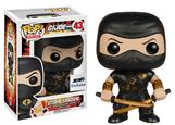 FUNKO POP! GTS EXCLUSIVE G.I. JOE STORM SHADOW