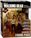 WALKING DEAD BUILDING SET FIGURE PACK OF fIVE