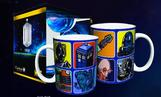DOCTOR WHO CARTOON MUG