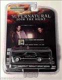 SDCC 2014 EXCLUSIVE SUPERNATURAL BLADE RUNNERS VARIANT METALLICAR 164-SCALE DIE-CAST