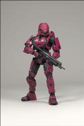 HALO 3 SERIES 3 PREVIEWS EXCLUSIVE RED SCOUT - cinequest