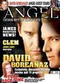 Angel Official Magazine #15 (Newsstand Edition)
