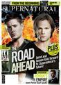 SUPERNATURAL MAGAZINE #34 NEWSSTAND EDITION