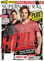 SUPERNATURAL MAGAZINE #35 NEWSSTAND