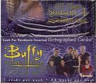 Buffy Season 4 Inkworks Sealed Trading Card Box