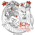 Buffy Adult Coloring Book: Big Bads and Monsters