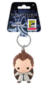 SDCC 2018: SUPERNATURAL CASTIEL 3D FIGURE KEYCHAIN (BLACK-WINGED VARIANT)