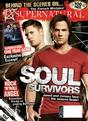 SUPERNATURAL MAGAZINE #25 NEWSSTAND EDITION