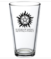 CELEBRATING 15 YEARS COMMEMORATIVE PINT GLASS